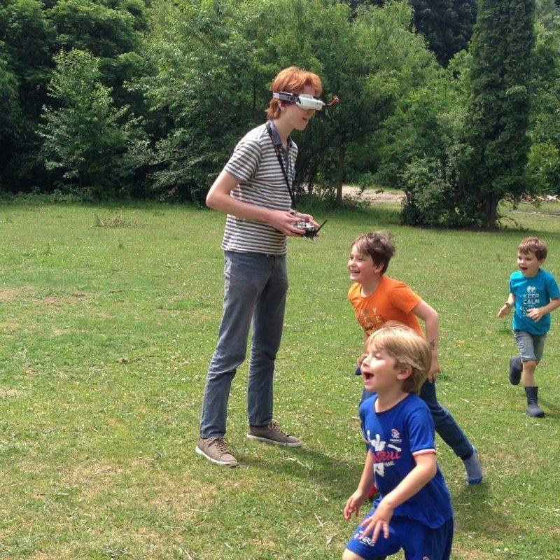 Spelen heeft een belangrijke rol binnen onze onderwijsvisie
